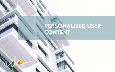 Using Access Management (Authentication) to Design Personalised User Content