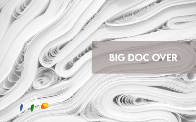 Is the Era of Big Doc Over?