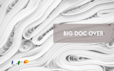 L'ère des gros documents est-elle terminée ?