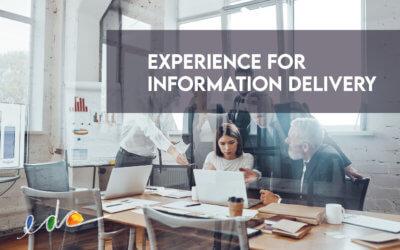 Personas : livrer l'information en fonction de l'expérience utilisateur
