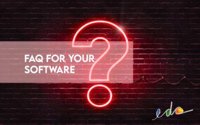 Améliorez l'expérience utilisateur : incorporez les FAQ dans le logiciel