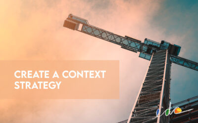 Créer une stratégie de contexte